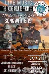 Nashville by the Sea Songwriters